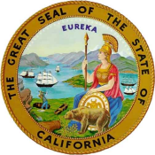 California Ordained Minister (Image)